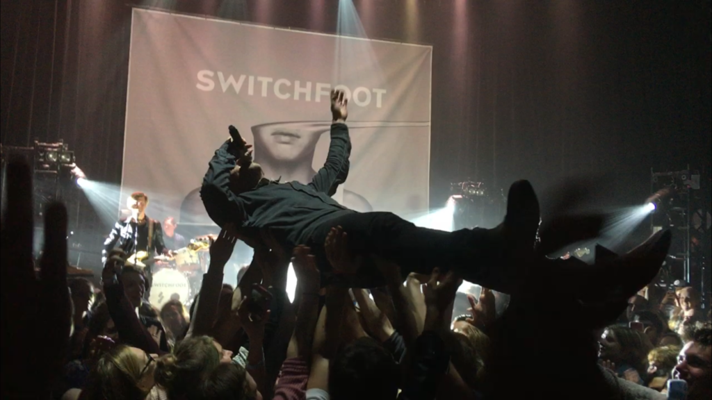 Concert Review: Switchfoot in Chicago – UTR Media